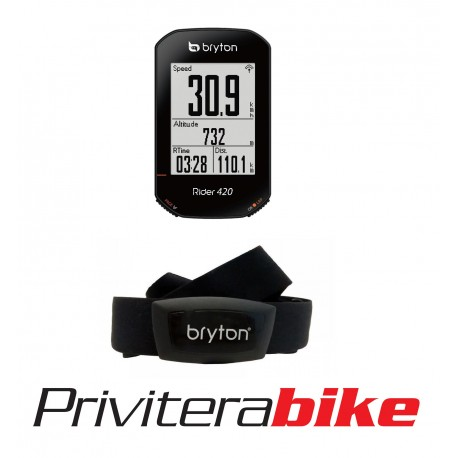 Bryton Rider 420 H
