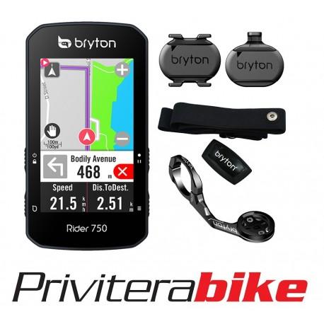 GPS RIDER 750T