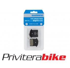 Pastiglie Freno Resina J03A Incl Spring/Split Pin 1 pair