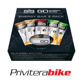 SIS GO ENERGY VARIETY - PACK 5 BARRETTE