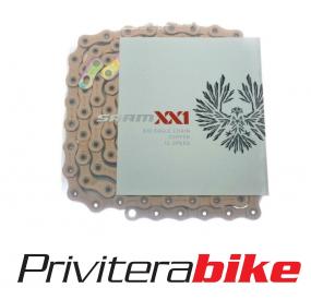 CATENA PCXX1 EAGLE COPPER 12V 126 MAGLIE 00.2518.043.010