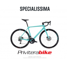 BIANCHI SPECIALISSIMA DISC ULTEGRA 5034 R400  YRBY7I55SC