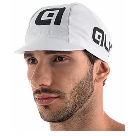 cappellino bianco-nero L16940014