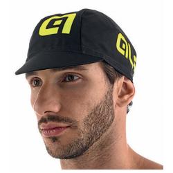 cappellino nero-giallo L16940114