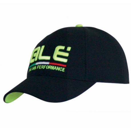 cappellino podio nero L11940114