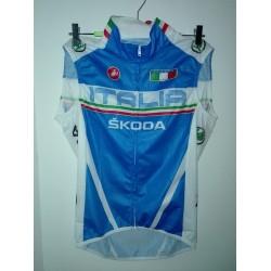 Gilet Castelli Aero Race Vest Team Italia