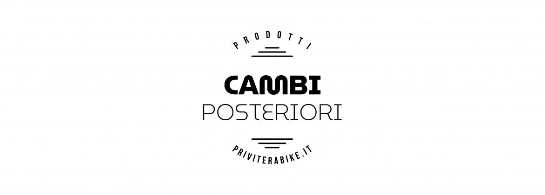 Cambi Posteriori / Pulegge